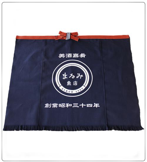 短帆前掛製作実績 静岡県のお客様